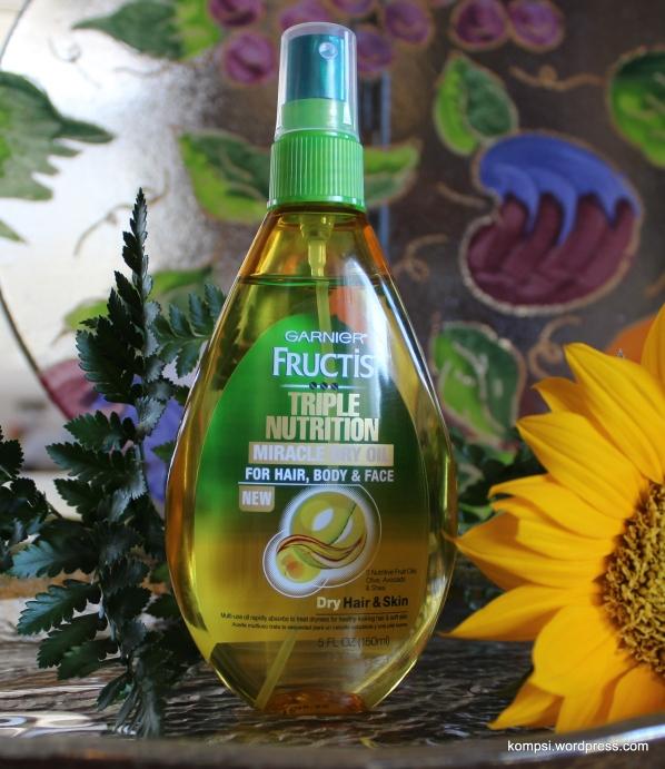 Dry Oil Treatment for Hair, Face & Body