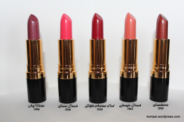 Revlon Legacy Collection