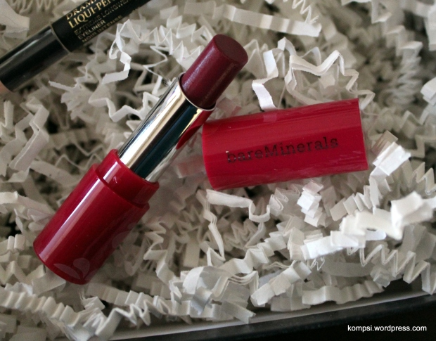 BareMinerals Pop of Passion Lip Oil-Balm