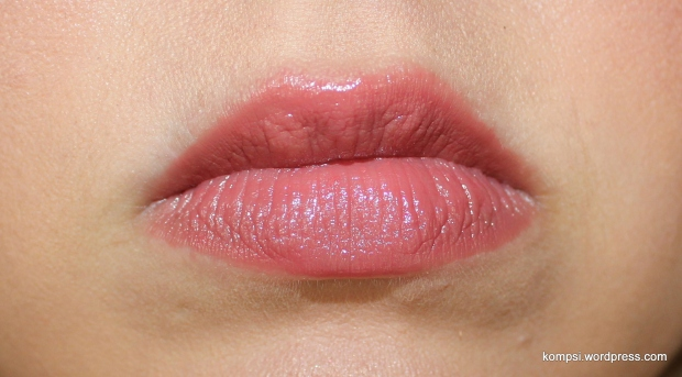 MUFE Rouge Artist Natural Lipstick in Copper Pink