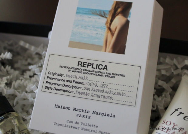 Maison Martin Margiela Replica fragrance in Beach Walk