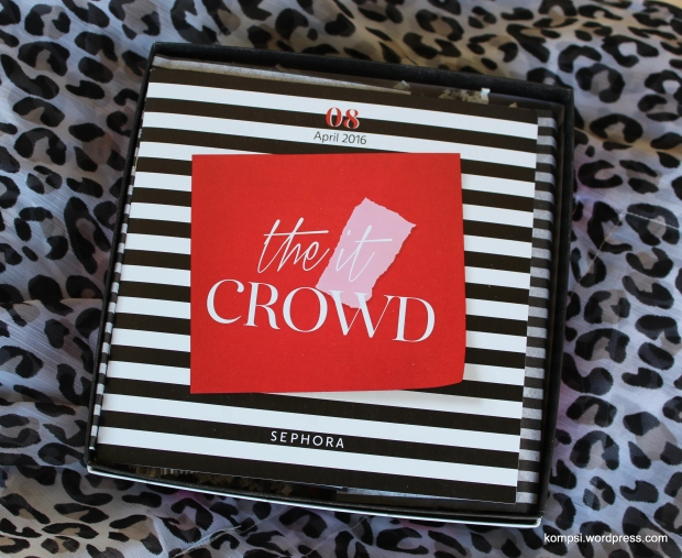 Play! by Sephora April Box