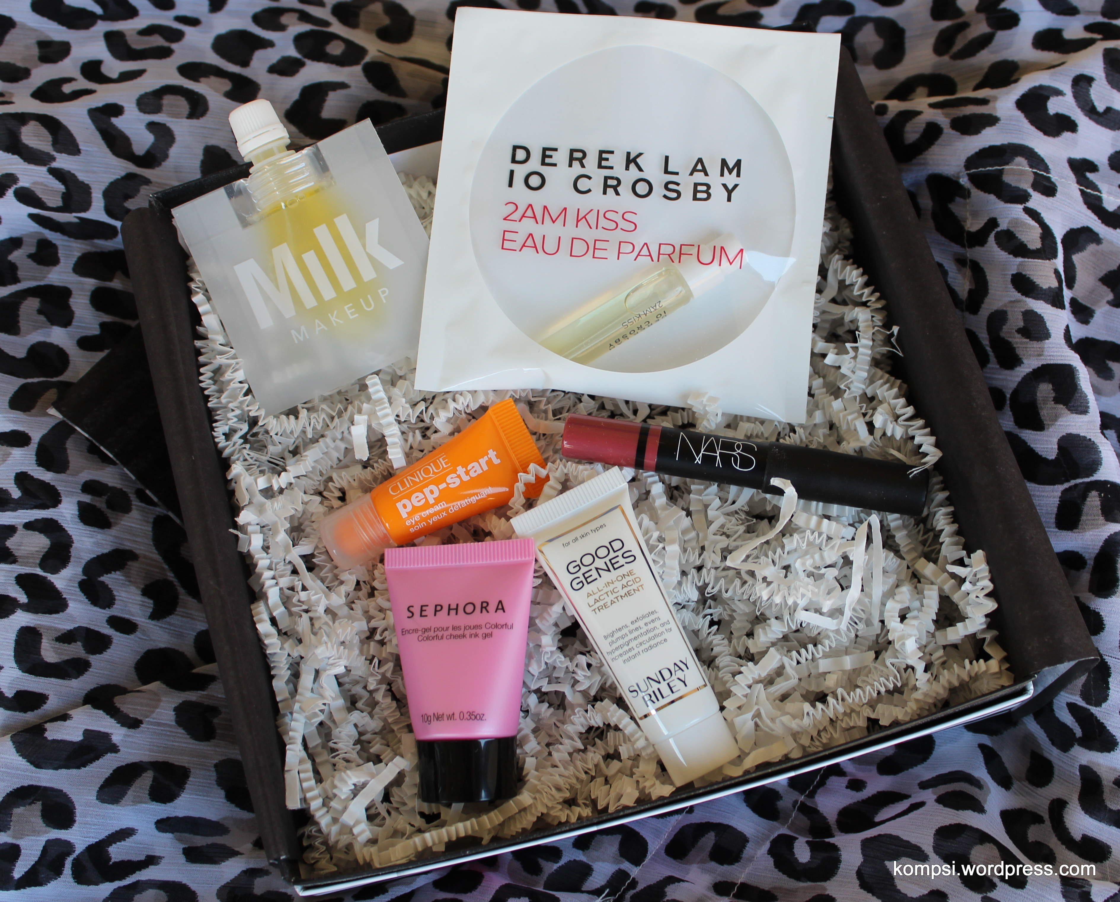 Review Box April PlayBy – Sephora Kompsi WD2IH9eYE